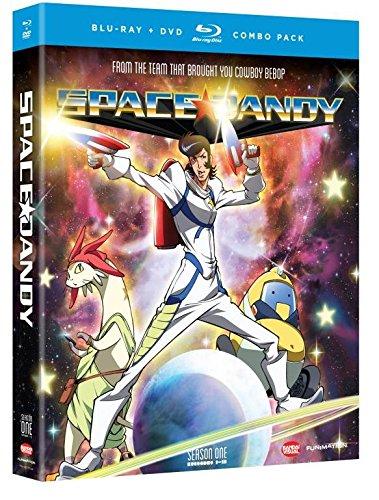 スペース☆ダンディ:シーズン1 通常版 北米版 / Space Dandy: Season 1 [Blu-ray+DVD][Import] Funimation
