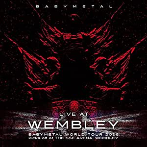 LIVE AT WEMBLEY 【EU盤】(Toy's Factory 輸入盤)