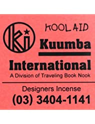(クンバ) KUUMBA『incense』(KOOL AID) (Regular size)