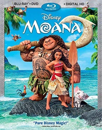 Moana/ [Blu-ray] [Import]