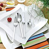 Villeroy & Boch 12-6338-9030 NewWave New Wave Service, 24, Multi-Pieces Cutlery Set MaofFrom High-Quality Stainless Steel for