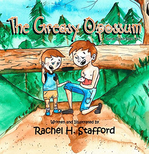 The Greasy Opossum (Rural Road Tales) (English Edition)