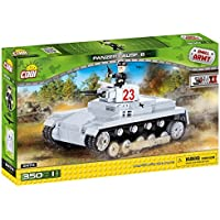 Cobi Small Army ミリタリーブロック WWII #2474 ドイツ軍 I号戦車 B型 パンツァー Panzer I Ausf.B【COBI 日本正規総代理店】
