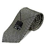 (ピエールタラモン) Pierre Talamon 日本製 西陣織 メンズ ビジネス ジャガード織 シルク 100% ネクタイ 8cm チェック 柄 タイプC mtk-10117 09