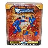 DC Universe ユニバース クラシック 2パック レックス ルーサー & ウルトラマン