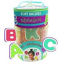 Innovative Kids Soft Shapes Tub Stickables [並行輸入品]