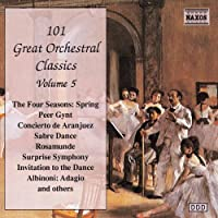 101 Great Orchestral Classics 5