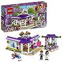 レゴ(LEGO) フレンズ ハートレイクのかわいいアートカフェ 41336