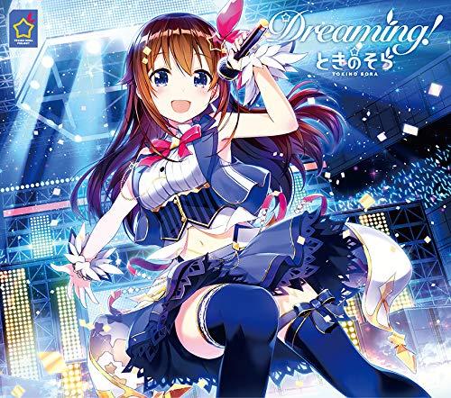 【Amazon.co.jp限定】Dreaming!(2CD)(初回限定盤)(オリジナルA4クリアファイル付)