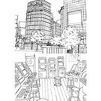 ホルベイン画材マクソンコミックパターンBIG CB-644