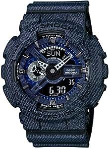 [カシオ]CASIO 腕時計 G-SHOCK DENIM'D COLOR GA-110DC-1AJF メンズ