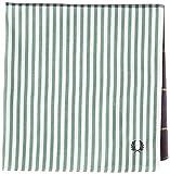 [フレッドペリー] ハンカチ Handkerchief F19790 45GREEN 日本 F (FREE サイズ)