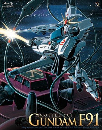 機動戦士ガンダムF91  初回限定版   Blu-ray