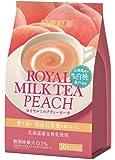日東紅茶 ロイヤルミルクティーピーチ 10本入 ×6袋 粉末