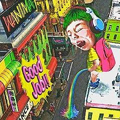 WANIMA「アゲイン」の歌詞を収録したCDジャケット画像