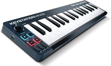 M-Audio USB MIDIキーボード 32鍵 Ableton Live Lite付属 Keystation Mini 32