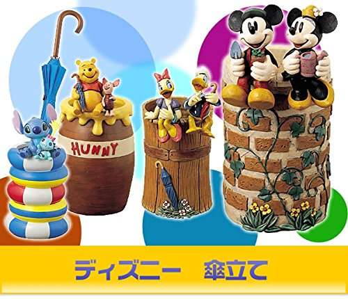 こちらの商品は【 ミッキー&ミニー 】のみです。 雨の日がちょっぴり楽しみに★ディズニーの傘立てシリーズ。 ディズニー傘立て SD-0331 ミッキー&ミニー [簡易パッケージ品]
