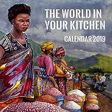 World in Your Kitchen Calendar 2019