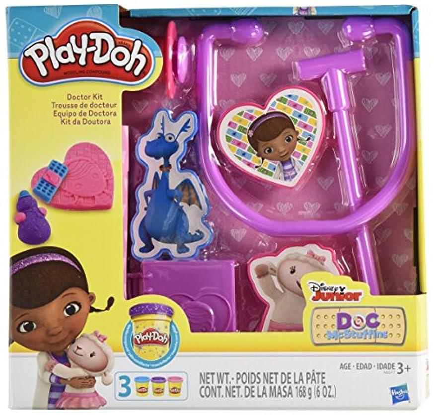 Doc McStuffins Play-Doh Doctor Kit