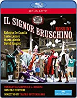 Rossini: Il Signor Bruschino [Blu-ray] [Import]