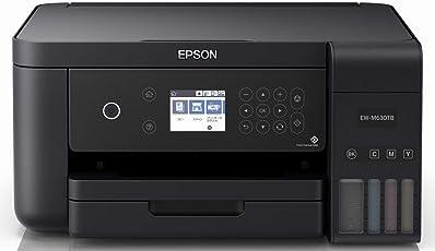 エプソン プリンター エコタンク搭載 A4カラーインクジェット複合機 EW-M630TB1 ドキュメントパック非同梱モデル 無償保証期間3年 ブラック(黒)