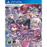 Criminal Girls 2: Party Favors Limited Edition (輸入版:北米) - PS Vita