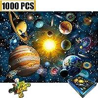 ジグソーパズル 1000ピース 宇宙 宇宙 惑星 ジグソーパズル 1000ピース ジグソーパズル 宇宙 銀河 星 アートワーク アート ティーン 大人 子供 Lサイズ おもちゃ 教育ゲーム Jigsaw Puzzle