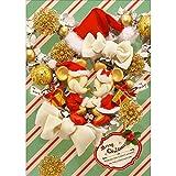 ダイゴー ディズニー 3Dポストカードクリスマスリース S3639