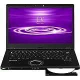 パナソニック CF-LV8PDNQR Let`s note LV8 店頭(Core i7-8565U/SSD512GB…