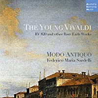 THE YOUNG VIVALDI