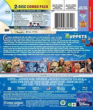 Muppets Christmas Carol 20th Anniversary Edition [Blu-ray] [Import]