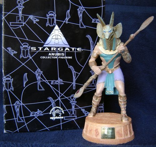 Stargate Anubis Collector Figurine by Applause by Applause [並行輸入品]