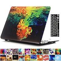 AY0070Macbookシリーズ用ケース + キーボードカバー プロテクター Macbook Pro 13 With CD-ROM AY0070-13Pro-Color Diffusion