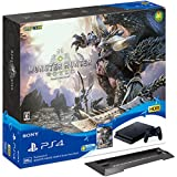 PlayStation 4 MONSTER HUNTER: WORLD Starter Pack Black (CUHJ-10022) 【Amazon.co.jp限定】アンサー PS4用縦置きスタンド