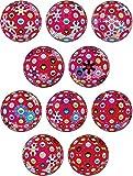 村上隆 ポスター Flower Ball 〝RED〟赤いフラワーボール・10枚セット
