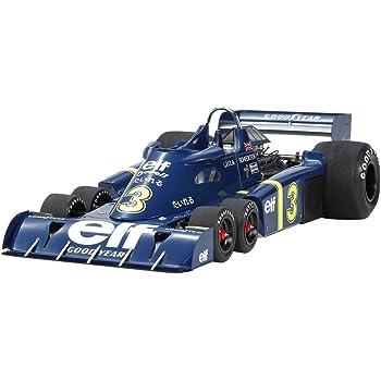 タミヤ 1/20 グランプリコレクション No.58 タイレル P34 1976 日本グランプリ プラモデル 20058