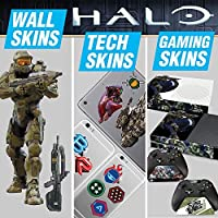Controller Gear Halo 5 Ultimate Gaming Skin Pack - Officially Licensed by Microsoft - Xbox One [並行輸入品]