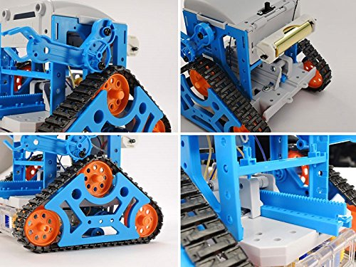 タミヤ『カムプログラムロボット工作セットスケールプラモデル』
