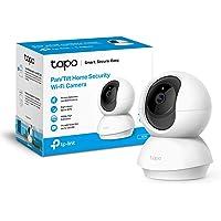 TP-Link Wi-Fi ペットカメラ ネットワークカメラ 見守りカメラ Micro SD 対応 TC70