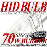 IMPRESSION HID D2C/D2R/D2S 70W 純正交換 D2 バーナー 8000K ポルシェ911 H10.1~ 996 HID仕様車 ヘッド