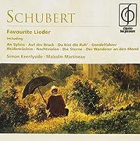 Schubert: Favourite Lieder