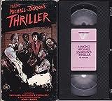 Michael Jackson: Making Michael Jackson's 'Thriller' [VHS] [Import]