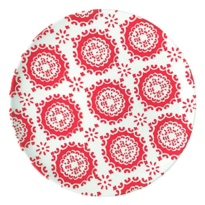 guzzini(グッチーニ) 中皿 サンゴ サイズ:ø26cm ディナープレート TIFFANY (6P) 10291123 6枚入