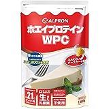 ALPRON(アルプロン) ホエイプロテイン100 チーズケーキ風味 (1kg / 約50食分) タンパク質 ダイエット 粉末ドリンク [ 低脂肪/低カロリー ]