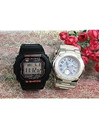 カシオCASIO 腕時計 G-SHOCK ペアウォッチ 純正ペアケース入り ジーショック&ベビージー 2本セット GW-M5610R-1JF BGA-1100-4BJF
