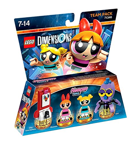 Lego Dimensions Powerpuff Girls Team Pack (輸入版)