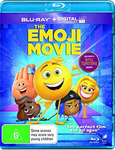 The Emoji Movie (Blu-ray/UV) [Regions 1,2,3,4] [Blu-ray]