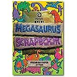 Olympic Megasaurus Olympic 335x240 64P Megasaurus 90g Scrap Book SM64, (140777)