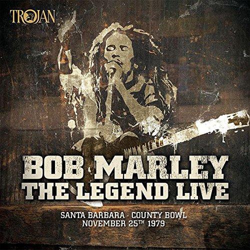 The Legend Live in Santa Barba [12 inch Analog]