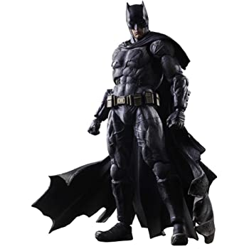 PLAY ARTS改 Batman v Superman: Dawn of Justice バットマン PVC製 塗装済み可動フィギュア